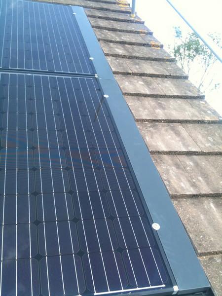 SolarWorld Sundeck